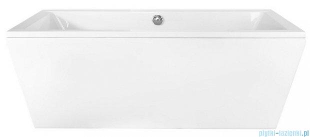 Besco Vera wanna 180x80cm wolnostojąca z przelewem #WKV-180-WP