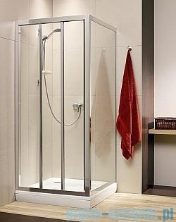 Radaway Treviso Ścianka boczna S 100 szkło fabric 32423-01-06N