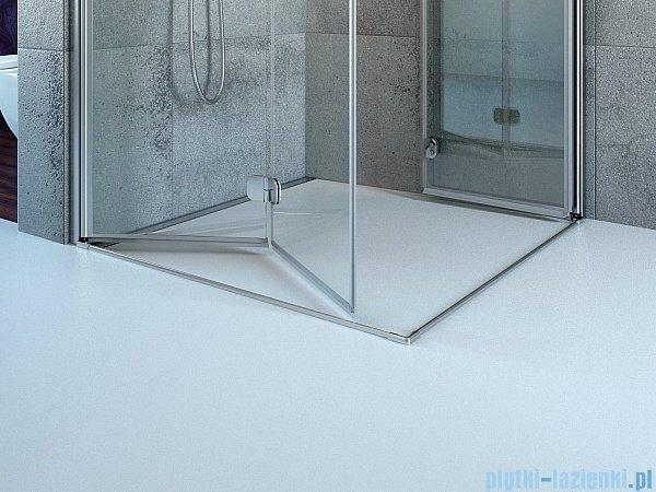 Radaway Eos KDJ-B kabina prysznicowa 80x100 prawa szkło intimato 37443-01-12NR