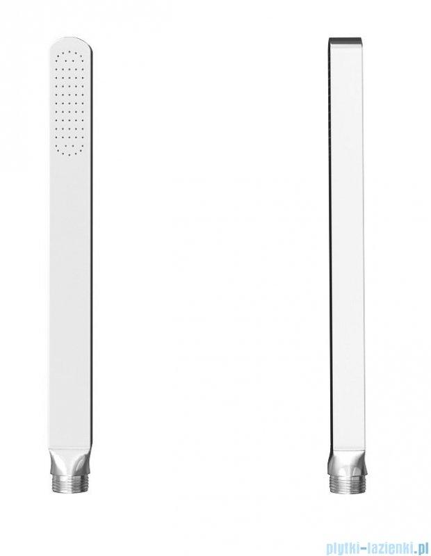 Kohlman Dexame zestaw prysznicowy chrom QW220DSP3