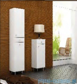 Aquaform Dallas szafka wysoka biały 0412-530103