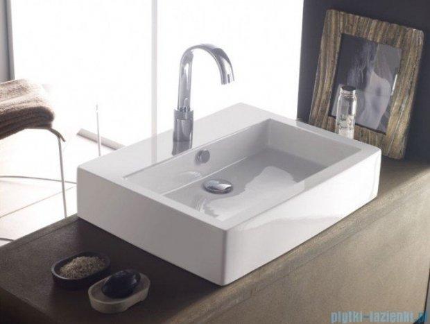 Bathco umywalka nablatowa Cancun 60x47 cm 0017E