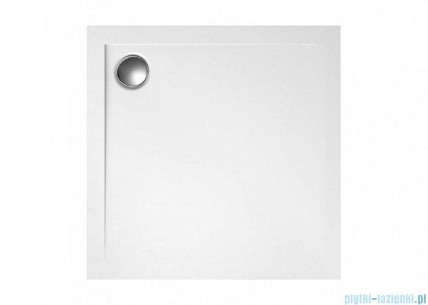 Polimat Geos brodzik akrylowy kwadratowy posadzkowy 100x100cm 00426