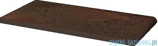 Paradyż Semir brown klinkier parapet 14,8x30