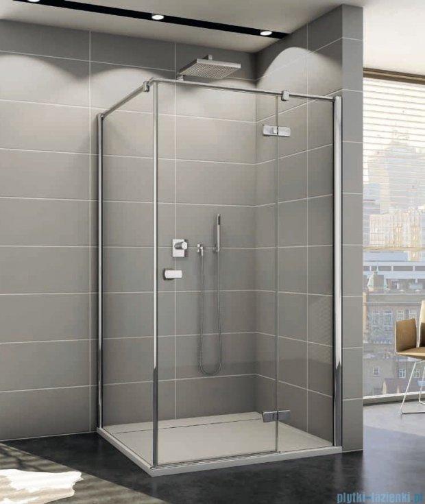 Sanswiss Melia ME13P Kabina prysznicowa prawa 90x120cm przejrzyste ME13PD0901007/MET1PG1201007