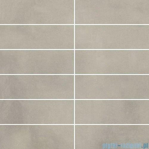 Paradyż Tecniq grys półpoler mozaika 29,8x29,8
