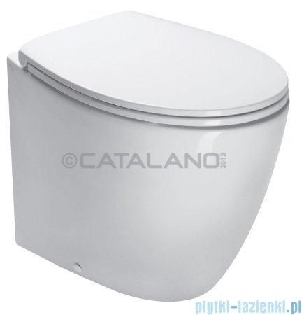 Catalano Velis Wc 57 stojąca 57x37 biała 1VP5700