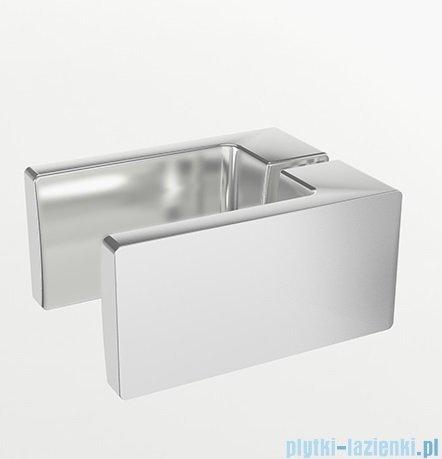 New Trendy Reflexa Plus 170x200 cm drzwi wnękowe lewa przejrzyste EXK-1212/EXK-0004