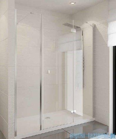 New Trendy Modena Plus drzwi prysznicowe 145cm prawe szkło przejrzyste EXK-1020/EXK-1030P