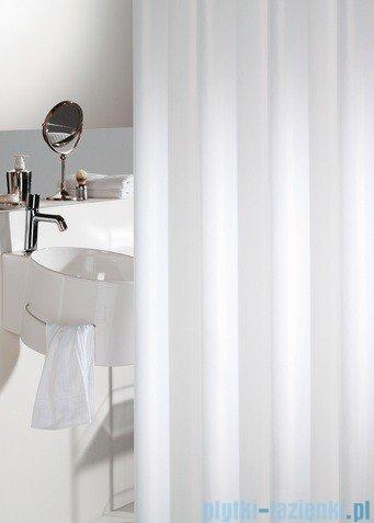 Sealskin Granada biała zasłona prysznicowa PCV 180x200cm 217001310