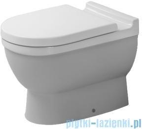 Duravit Starck 3 miska toaletowa stojąca lejowa 360x560 012409 00 00