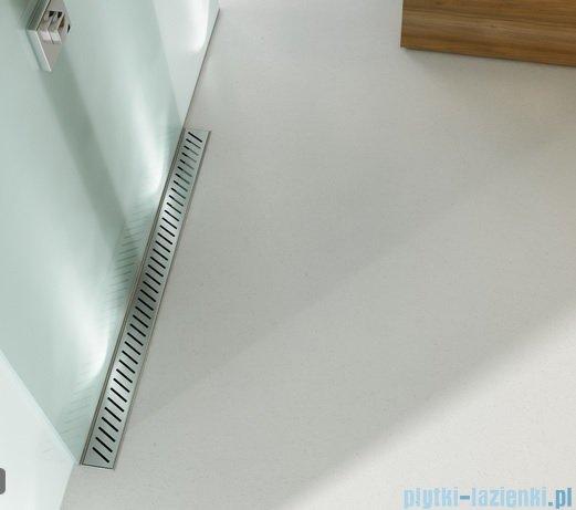 Wiper Odpływ liniowy Premium Zonda 100cm z kołnierzem mat Z1000MPS100