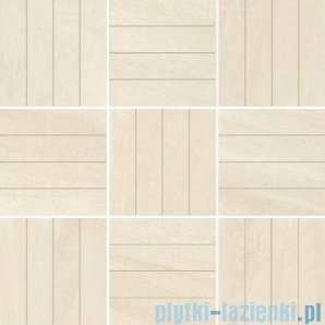 Paradyż Masto bianco B półpoler inserto 29,8x29,8