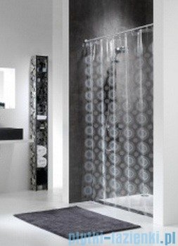 Sealskin Lace Zasłona prysznicowa PCV 180x200cm 210801300