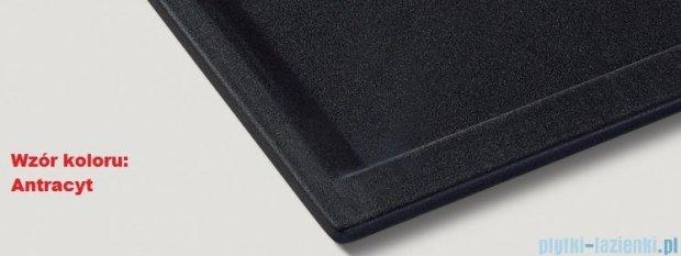Blanco Lexa 9 E Zlewozmywak Silgranit PuraDur kolor: antracyt  bez kor. aut. 515114