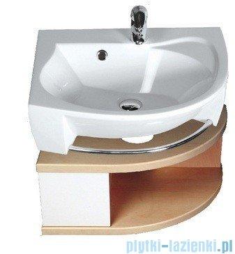 Ravak Szafka podumywalkowa Rosa Sdu 56x40 lewa biała/biała X000000326