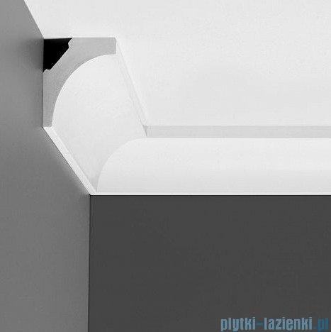 Dunin Wallstar listwa sufitowa gładka 5x5x200cm CAR-051