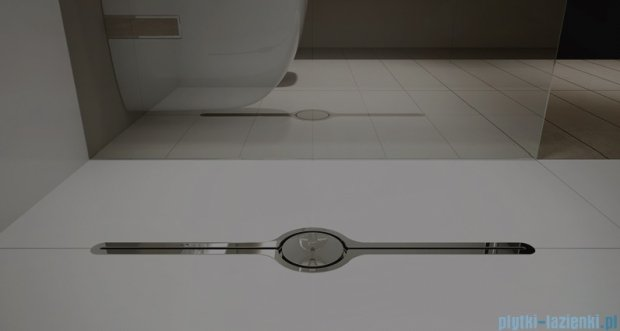 Wiper Eye-drain A2 Massimo Odpływ prysznicowy 110 cm szlif Eye-drainMASSIMOA2_1100Szlif