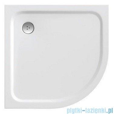 Ravak Brodzik Elipso Pro Chrome 80 biały,konglomerat marmurowy XA244401010
