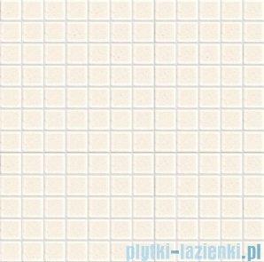 Paradyż Secret bianco mozaika murano 29,8x29,8