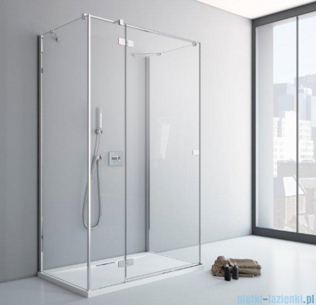 Radaway Fuenta New Kdj+S kabina 100x120x100cm lewa szkło przejrzyste 384024-01-01L/384052-01-01/384052-01-01