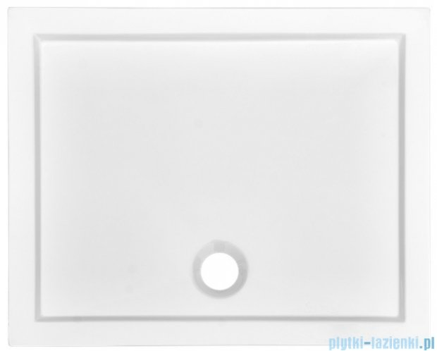 Atrium Tevere brodzik prostokątny 100x80 cm QA7-100