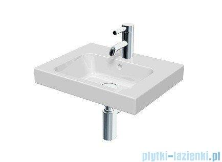 Koło Modo Umywalka z otworem i z przelewem 60cm powłoka Reflex L31960900