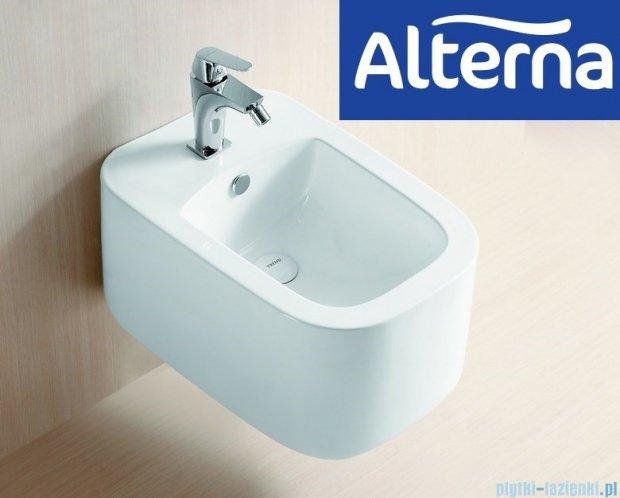 Alterna Eden Bidet wiszący biały 540x370x280mm ALTN-124485