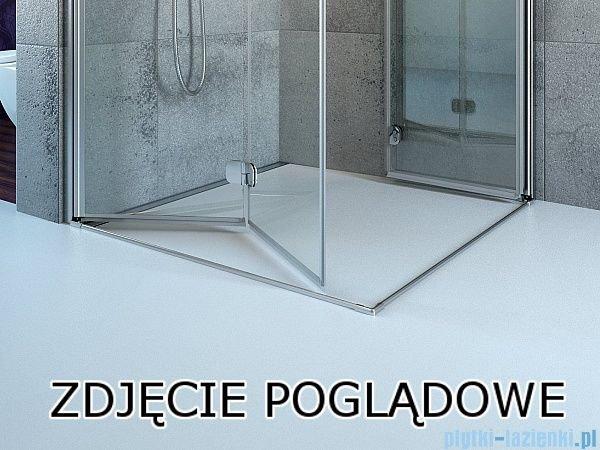 Radaway Fuenta New Kdj kabina 110x100cm lewa szkło przejrzyste 384041-01-01L/384052-01-01