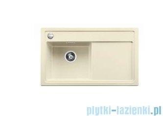 Blanco Zenar 45 S  Zlewozmywak Silgranit PuraDur komora lewa kolor: jaśmin z kor. aut. i jesionową deską do krojenia 519225