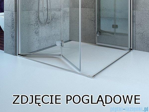 Radaway Essenza New Kdj kabina 120x120cm lewa szkło przejrzyste 385042-01-01L/384054-01-01