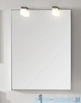 Antado lustro w aluminiowej ramie 80x60 cm AL-60X80