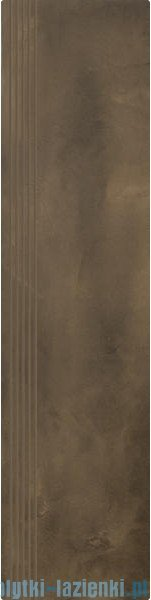 My Way Tigua brown stopnica 29,8x119,8