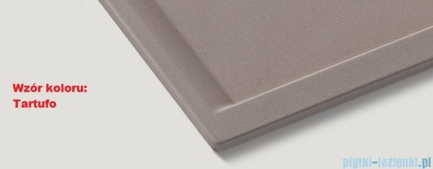 Blanco Subline 700-U zlewozmywak Silgranit PuraDur  kolor: tartufo  z k. aut.  517437