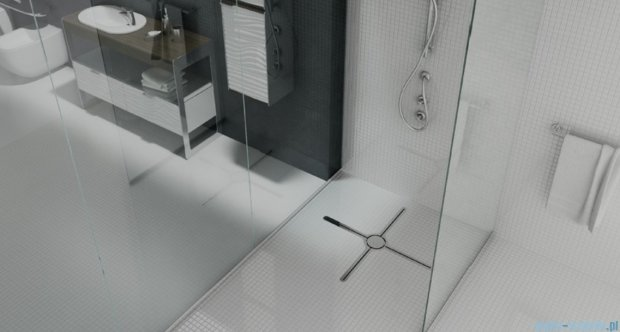 Wiper Eye-drain A4 Massimo Odpływ prysznicowy 120 cm mat Eye-drainMASSIMOA4_1200Mat