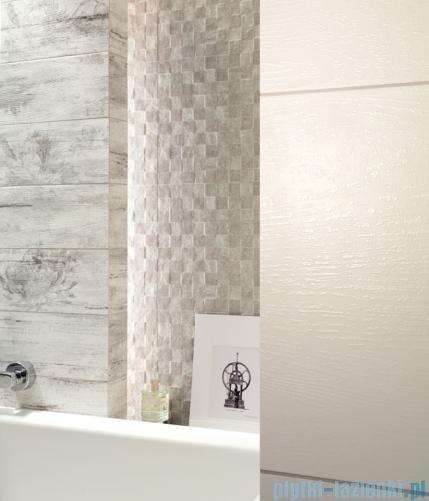 Tubądzin Timbre white mozaika ścienna 29,8x29,8