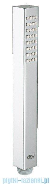Grohe Euphoria Cube+ metalowa słuchawka prysznicowa chrom 27884001