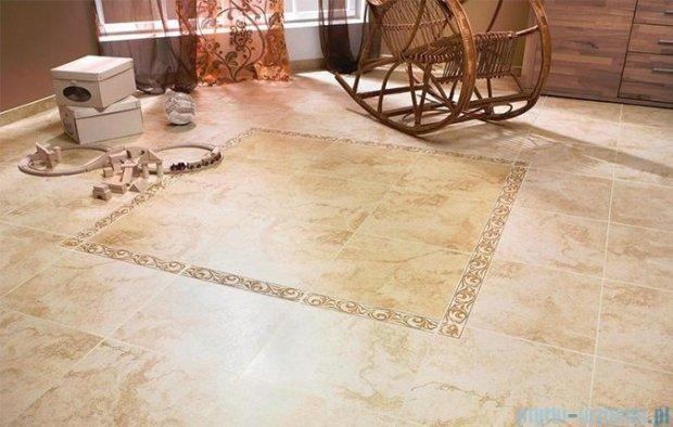 Paradyż Raggio brown płytka podłogowa 45x45