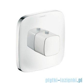 Hansgrohe PuraVida Bateria termostatowa podtynkowa high flow bialy 15772400
