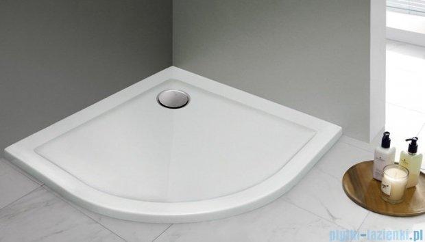Sanplast Prestige brodziki półokrągłe BP/PR 90x90x3 cm 615-070-0730-01-000