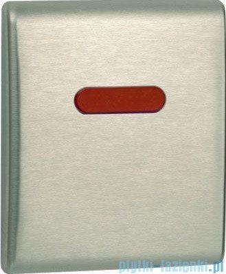 Tece Mechanizm spłukujący elektroniczny do pisuaru Teceplanus stal szlachetna szczotkowana (matowy) 9.242.352