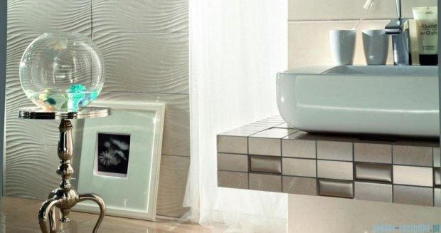 Tubądzin Gobi white mozaika ścienna 30,3x30,8