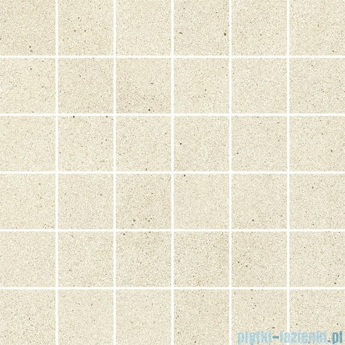 Paradyż Duroteq bianco mat mozaika 29,8x29,8