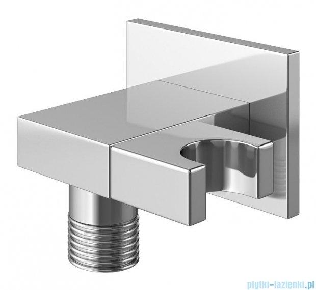 Kohlman Excelent zestaw wannowo-prysznicowy chrom QW211HQ40