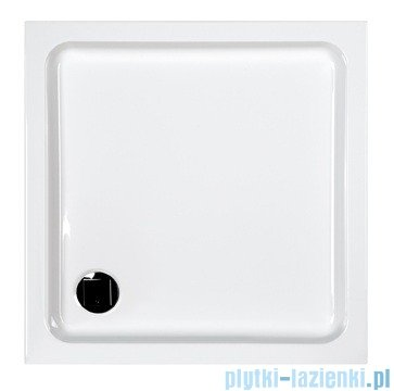 Sanplast Brodzik kwadratowy Free Line 80x80x9cm + stelaż 615-040-0021-01-000