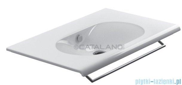 Catalano Sfera 80 umywalka 80x48 biała 180SN00