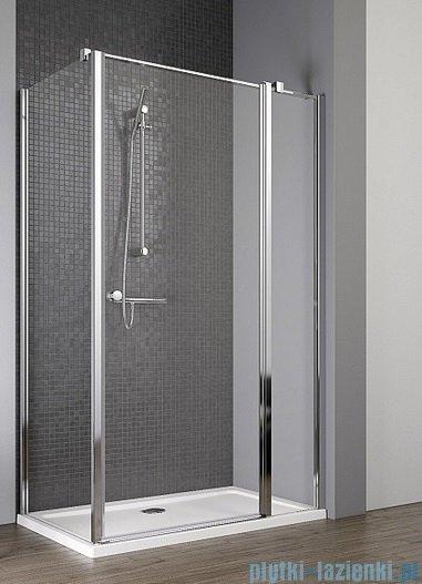 Radaway Eos II KDJ Drzwi prysznicowe 80 prawe szkło przejrzyste 3799420-01R