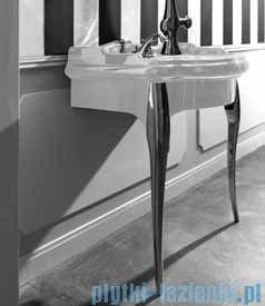 Kerasan Retro Stolik biały pod umywalkę nogi złote 7362K6