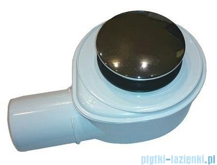 Sea Horse Syfon brodzikowy Klik-Klak 50 mm chrom XM005/2