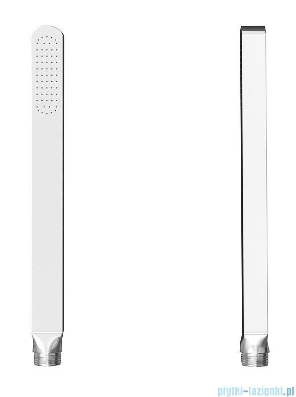 Kohlman Foxal zestaw prysznicowy chrom QW210FQ25